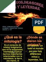 Los Seres Mitologicos-sebastián Torres-5to.a.