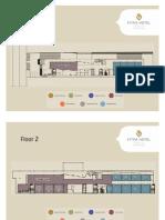 Fitra Hotel - Floorplan