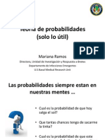 Probabilidades Teoria