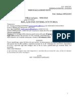 Incendio 2009 Relazione Consulente Tecnico nominato dal Giudice Causa civile Contro Comune-Giudice:G.Giuliano