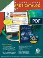 ASTM Catalog 2007