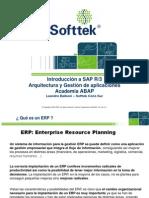 P01 - Introducción a SAP R3