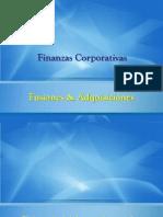 10. Fusiones y Adquisiciones