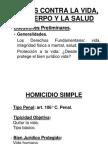 Clases Penal II