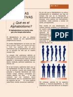 Terapias Alternativas El Alphabiotismo