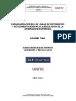 26 Estandarizacion de Las Lineas de Distribucion T T Consultores 584105-7-LE12