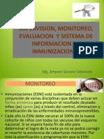 Monitoreo, Supervision y Evaluacion en Esni 2014 i (1)