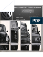 Manual de Ventas Volkswagen