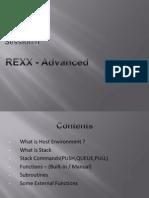 REXX Advanced