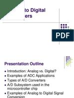 5-10-12 - Analog to Digital Converter