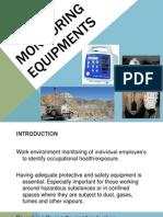 Monotoring Equipments