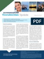 Update Economische Vooruitzichten - augustus 2014