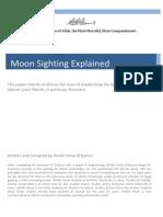 Moon Sighting Explained