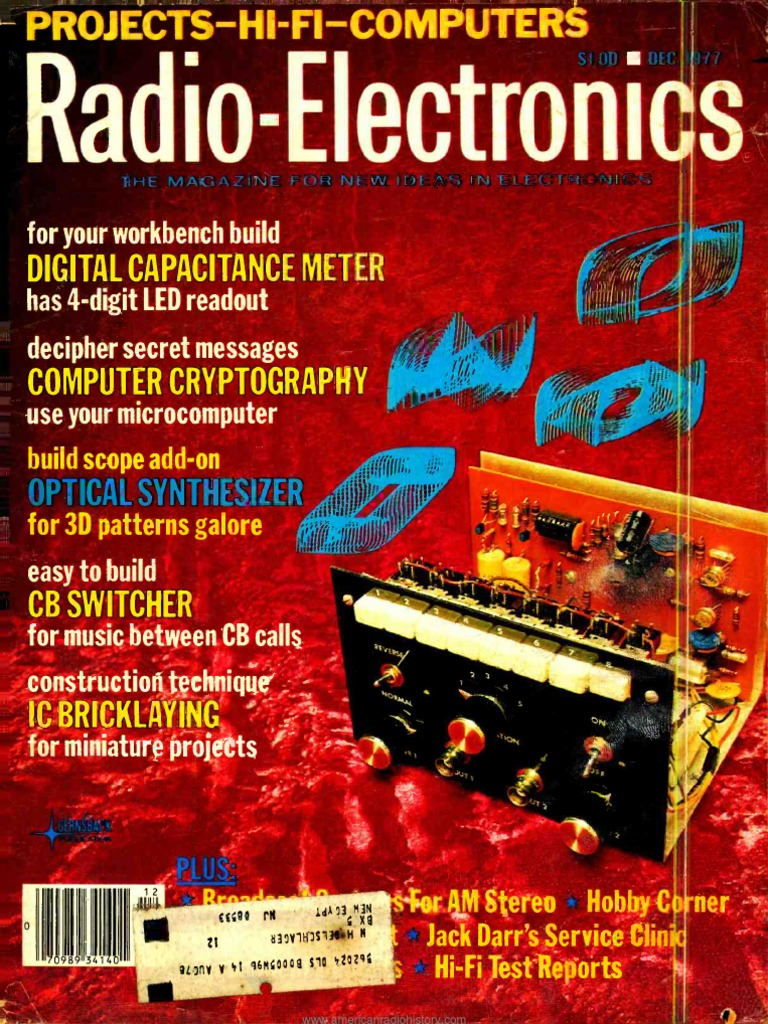 Re 1977 12 Videotape Computer Data Storage Trend Lm339 Datasheet Download Circuit Diagram From Seekiccom