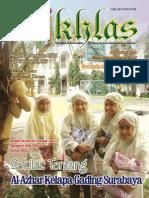 Majalah Sekolah Al Azhar Kelapa Gading Edisi Jan2009