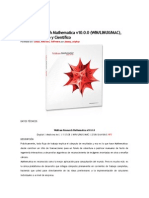 Wolfram Research Mathematica v10