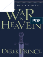 War in Heaven Derek Prince