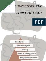 Optical Tweezers-The Force of Light-17sl