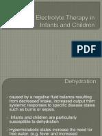Fluids in pediatric age