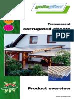 Brochure Corrugated Translucent Sheets En