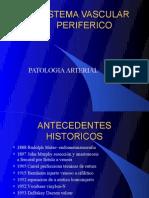 Patologia arterial aguda