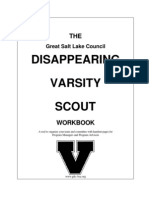 Disappear Varsity Workbook