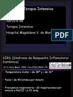SIRS y Sepsis en UTI