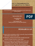 Presentasi Stase Kesehatan Anak
