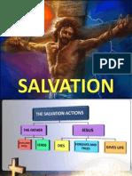 3rd Quarter 2014 Lesson 4 Salvation Powerpoint Presentation