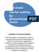 Internal Audit Risk Base Davani