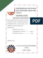 Informe Oficial Nº (4) Fluidos i