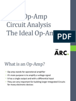 Basic Op-Amp Circuit Analysis