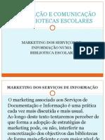 1 - MARKETING DOS SERVIÇOS DE INFORMAÇÃO
