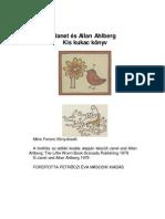 Janet és Allan Ahlberg - Kis kukac könyv