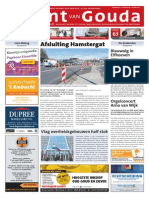 De Krant Van Gouda, 24 Juli 2014