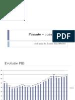 Sistemul cheltuielilor publice2013