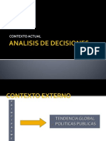 Analisis de Decisiones Introduccion