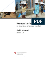 FDFA Humanitarian Access Field Manual