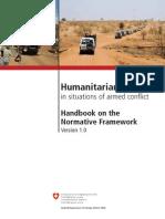 FDFA Humanitarian Access Handbook