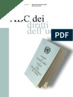 ABC del  diritto internazionale  umanitario (Menschenrechte)