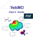 WebMO Users Guide