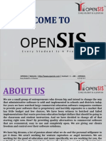 OpenSIS - Student Information System