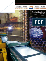 Steel and Tube catalog