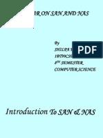 Introduction to SAN NAS