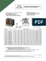 Transformatoare TNC EI_br __ 10 VA . . . 1600 VA[1]