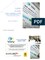 "Ignacio Parada Keynote ""vi.vu, healthcare social network"" at the Ideagoras Conference"