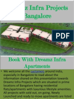 Dreamz gk infra Indian projects