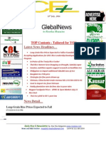 23rd July,2014 Daily Global Rice E-Newsletter by Riceplus Magazine