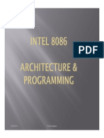 8086 Arch Instns