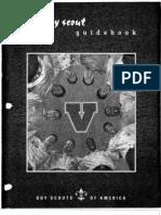 Varsity Scouting Guidebook - 2000